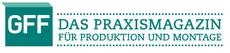 GFF Das Praxismagazin für Produktion und Montage Glaswelt Zeitschrift Glas Baustelle Transportwagen Glastransportwagen transportsolution