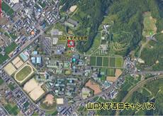 Google Earth で見る吉田キャンパス