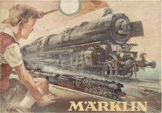 1951 Märklin Katalog DE