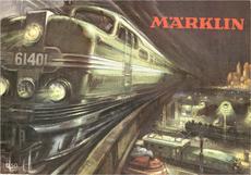 1950 Märklin Katalog DE