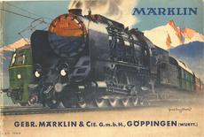 1938-39 Märklin Katalog DE