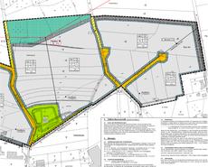 Ansicht eines kommunalen Bebauungsplanes