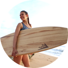 Surfen in Conil