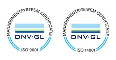 Dibella ist ISO 9001 zertifiziert