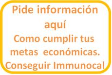 Pide información Immunocal