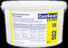 Cs 502 bitumen voranstrich konzentrat conseal - Fliesenkleber auf bitumen ...