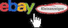 Besuchen Sie uns auch auf ebay-Kleinanzeigen.