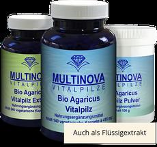 Vitalpilze Agaricus
