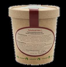Pro-7 ist eine Mischung aus Kräutern, Spurenelementen und Aromasubstanzen, die speziell zur Erleichterung der Atmung entwickelt wurde.