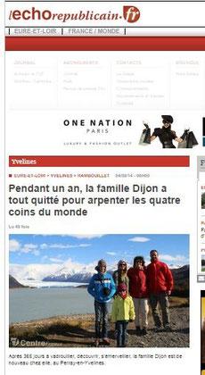 Echo Républicain Numérique 04 Sept.14