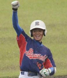 宮崎くしまボーイズ 平野