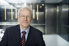 Ralph Eichler,  Stiftungsratspräsident Schweizer Jugend forscht