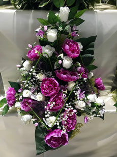 compositions florales avec un large choix de coloris