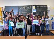 Sieger: 4. Klasse, Geroldswil