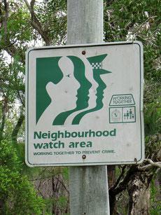 In diesem grossen Land ist es wichtig, dass man sich auf Nachbarn verlassen kann.
