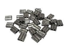 Scellés en aluminium 9x11 mm
