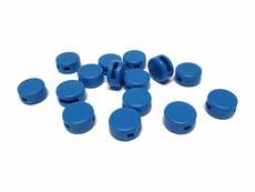 Scellés en plastique 9 mm diamètre