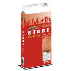 Cuxin DCM Start, Rasenpflege, Düngung, Gartenpflege