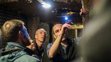 Découvrir les vins du Val de Loire autour du restaurant gastronomique L'Ecluse d'Amboise ©Nicolas Rottreau