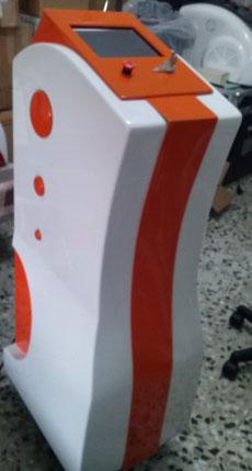 Maquina de fotodepilación de segunda mano