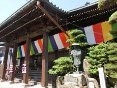 千暁寺本堂