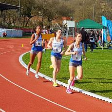 Süddeutsche Meisterschaften 10.000m Regensburg