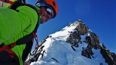 Pic du Thabor, ski de randonnée, guide maurienne