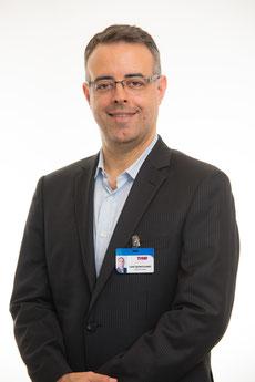 TAM's head of cargo Luis Quintiliano  /  courtesy LATAM
