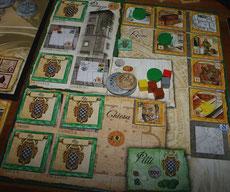 Spielertafel (Stadtviertel des Spielers)