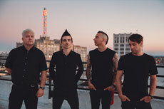 ANTi FLAG; photo credit: Alexandra Snow