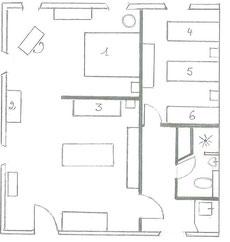 Chambre famille au Masbareau maison et table d'hôtes de Charme proximité limoges, Saint-Léonard-de-Noblat, Haute-Vienne, Limousin, Nouvelle-Aquitaine