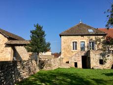 Gîte en Bourgogne