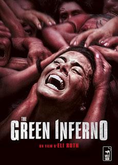 The Green Inferno de Eli Roth - 2013 / Gore - Horreur