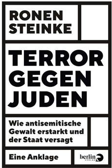 "Titel ""Terror gegen Juden"""