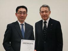 小宮山セミナー修了 茨木市 永井歯科医院 平成31年度