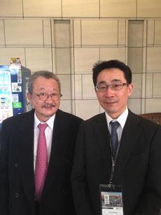 寺西先生と 永井歯科医院 茨木市 永井健太