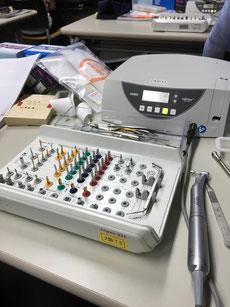 インプラント長期トレーニングコース受講 永井歯科医院 茨木市 1・2回目
