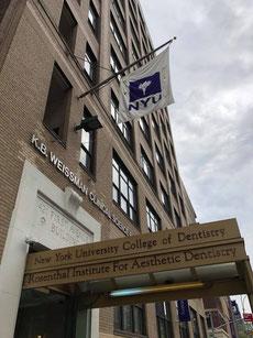 ニューヨーク大学歯学部 茨木市 永井歯科医院