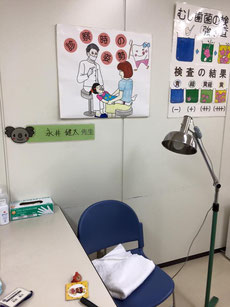 茨木市3歳6ヶ月健康診査 出務 永井歯科医院 茨木市