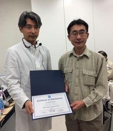 ダイレクトボンディング 高橋先生と 永井歯科医院 茨木市