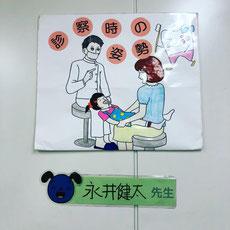 茨木市歯科健診出務 永井歯科医院 平成30度