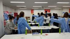 インプラントアシスタントコース 受講・修了 茨木市 永井歯科 平成28年度