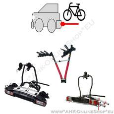 AHK-Fahrradträger