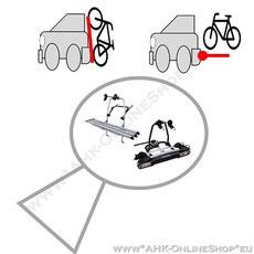 Einfache Suche nach Heckklappen-Fahrradträger und AHK-Fahrradträger