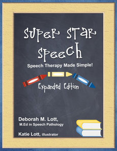 Super Star Speech book