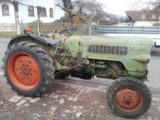Fendt Farmer 2 Obstbau, 34 PS, Bj. 1960