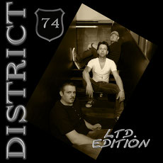 Frontcover District 74 Ltd. Edition