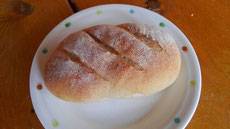 イチジク入りライ麦パン 195円