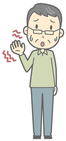 手、指の痺れ