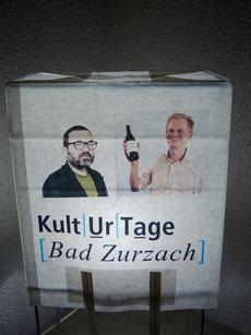 """""""Taschenlampe"""" der Kulturtage 2015"""